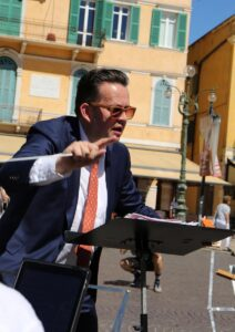 Guy Audenaert - Koninklijke fanfare Willen is Kunnen @ Verona, Italy 3/07/2018